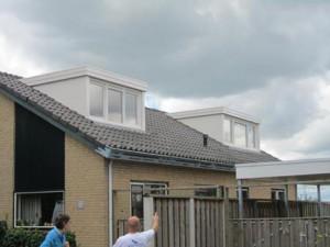 Dakkapellen laten plaatsen in omgeving van Roosendaal