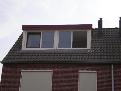 Dakkapellen in Roosendaal