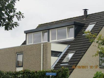 Dakkapellen bieden veel ruimte - Roosendaal