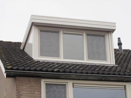 Roosendaal - plaatsing van dakkapellen